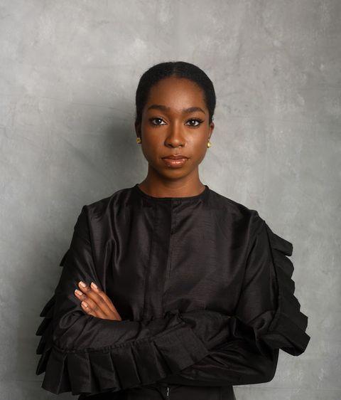 damilola odufuwa, cofounder of the feminist coalition