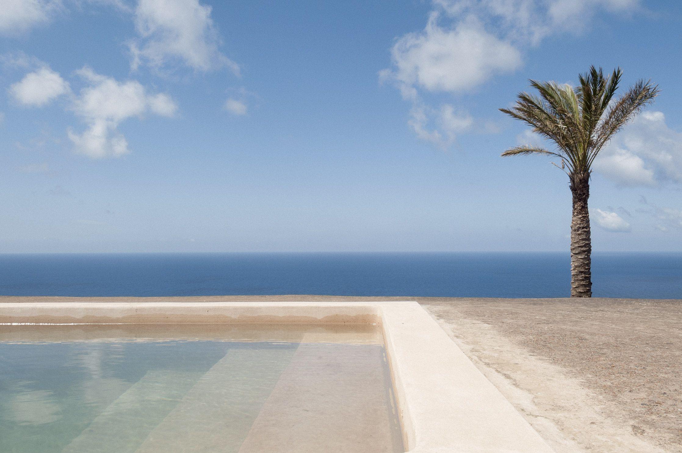 Case Di Pietra Pantelleria : Casa pantelleria albanese asastudio