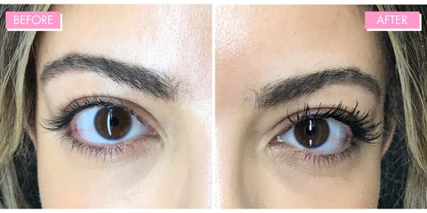 76f1ce5518f Magnetic False Eyelashes Review 2019 - 4 Cosmo Editors Try Them Out