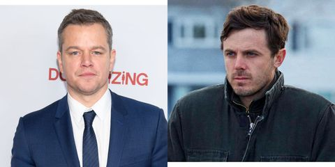 Matt Damon Casey Affleck