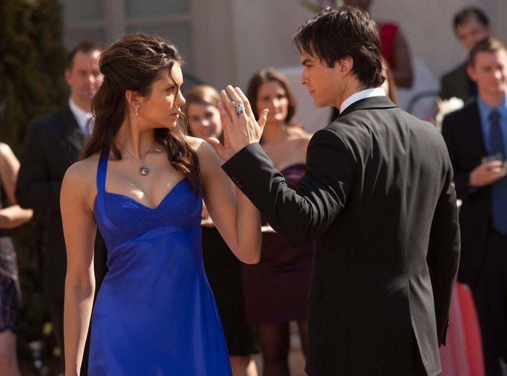 wie dating in het echte leven op Vampire Diaries