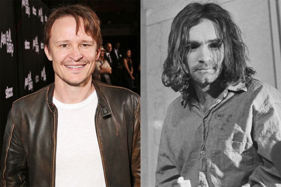 Damon Herriman as Charles Manson