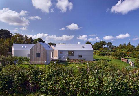 Summer House Jarmund/Vigsnæs AS Architect