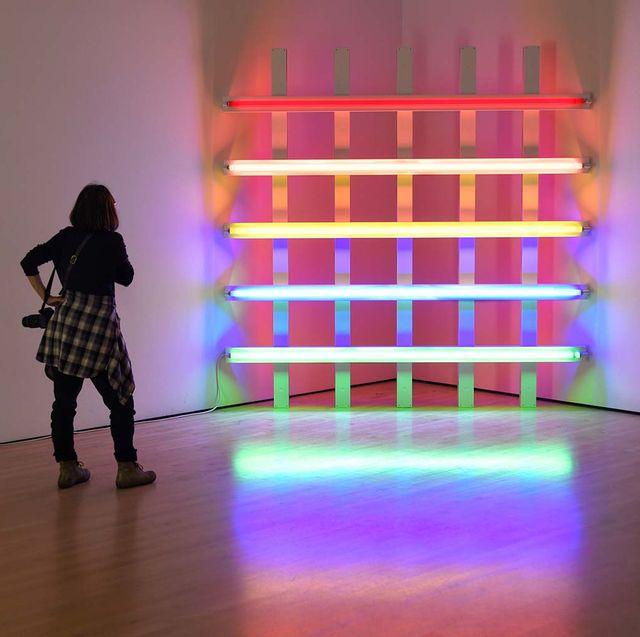 arte con luz