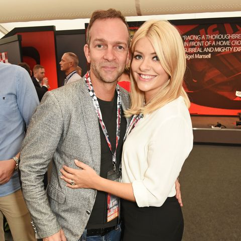 dan baldwin and holly willoughby