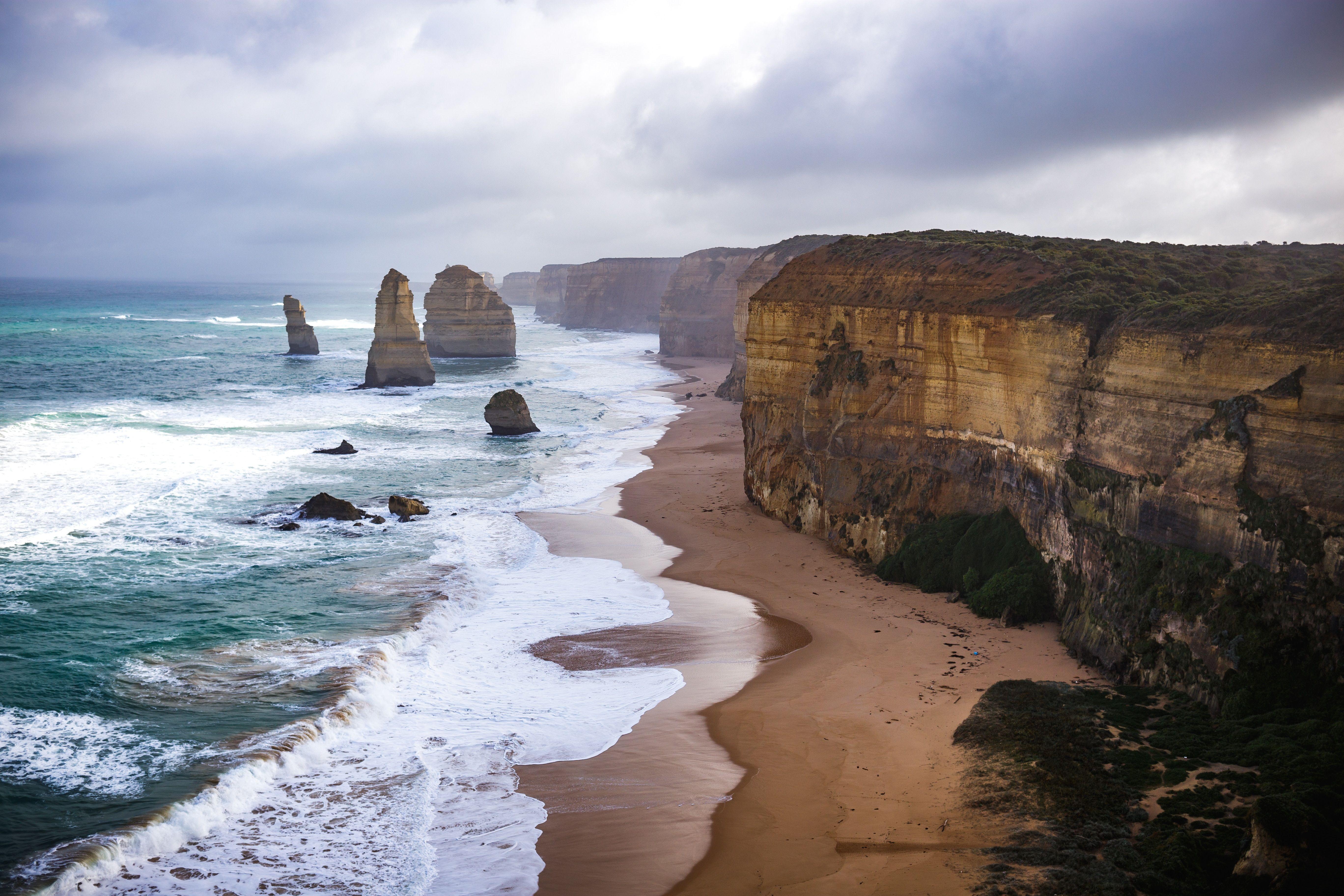 È il paesaggio più incredibile della costa australiana ma sta scomparendo