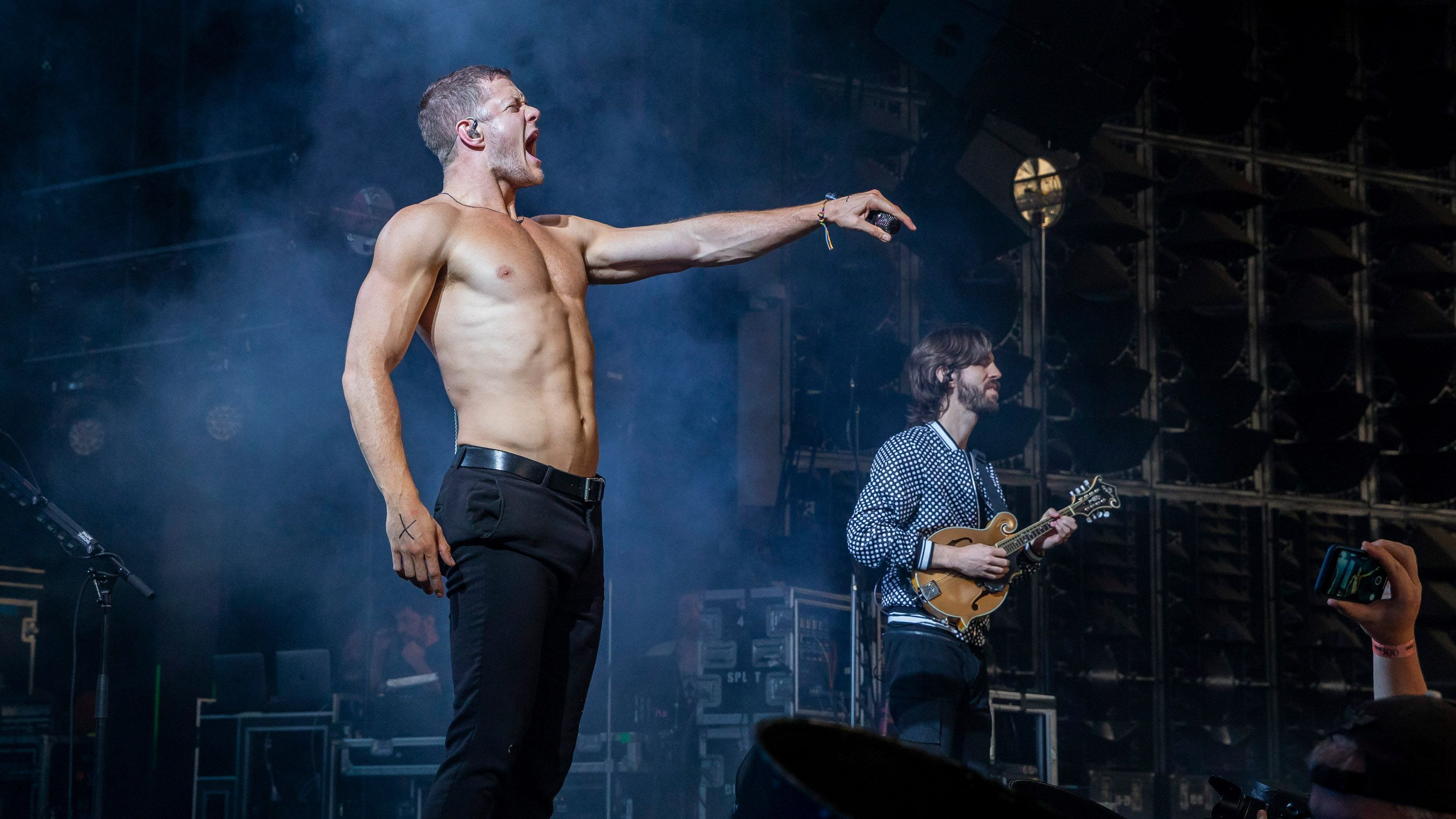 Imagine Dragons' Dan Reynolds Completely Transformed His Body in Just Months