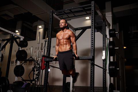 ultimate performance fitness, daniel becker