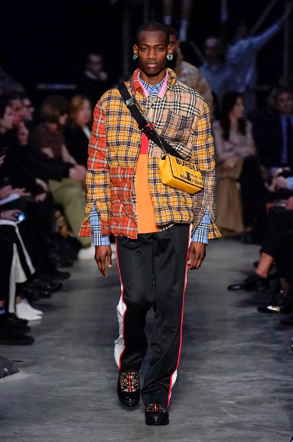 See Every Look From Burberry Fall Winter 2019