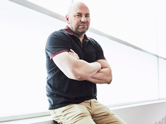 dana white s tips for success interview with ufc president dana white