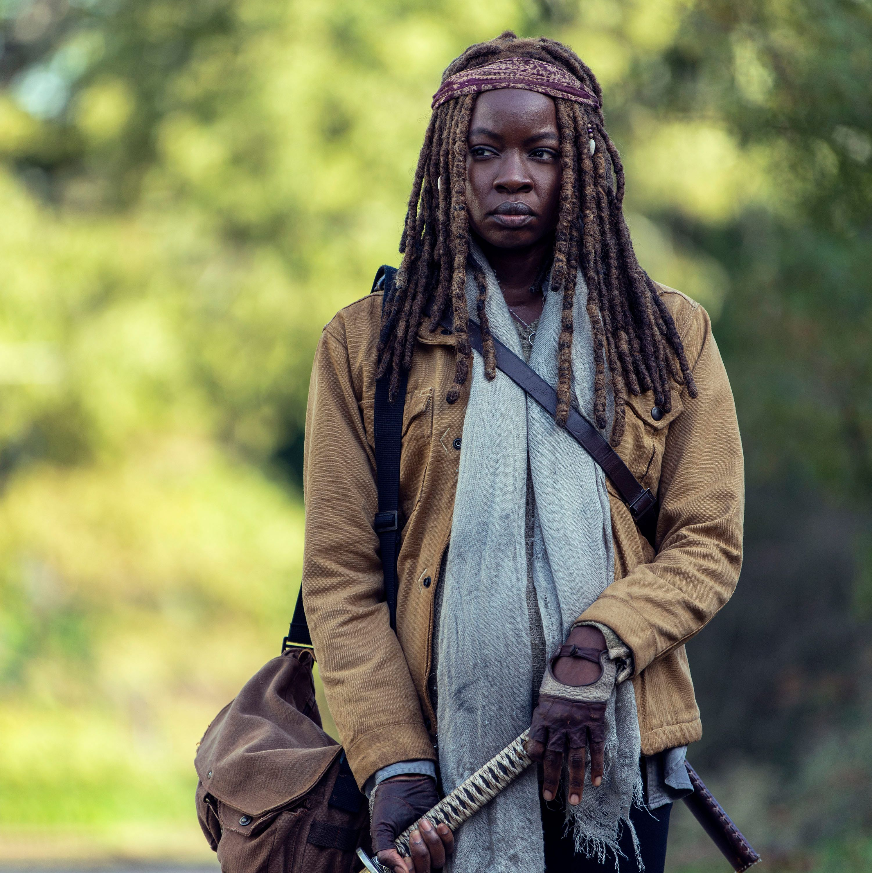 The Walking Dead just revealed the horrific backstory behind Michonne and Daryl's scars