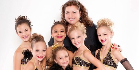 dance moms season 1 cast