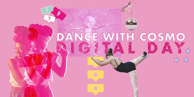 dance with cosmo