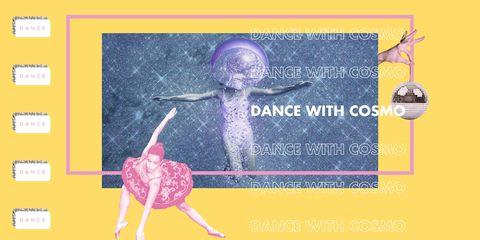 dance with cosmo evento e programma
