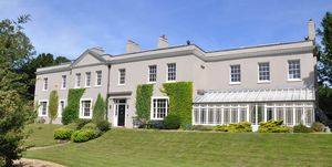 Dancers Hill House - London - win house raffle - front