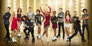 Dancing on Ice 2020 cast line-up