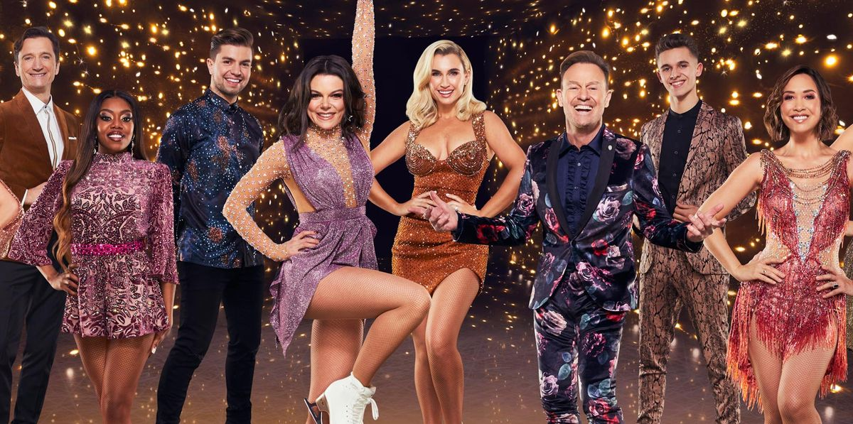 Dancing on Ice 2021 line-up: Stars and their pro dance ...