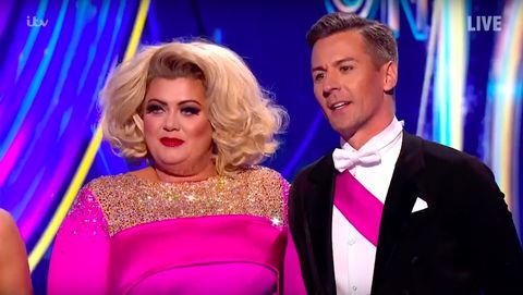We just agreed with Piers Morgan about Dancing on Ice's Gemma Collins, ARE WE ILL?