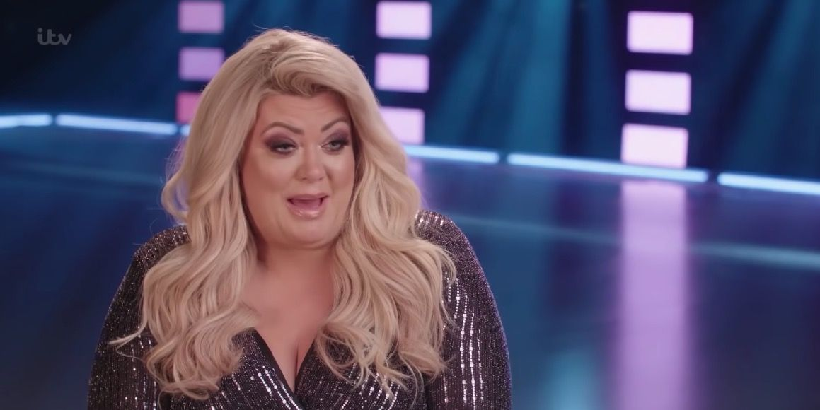 Gemma Collins in Dancing on Ice 2019 trailer