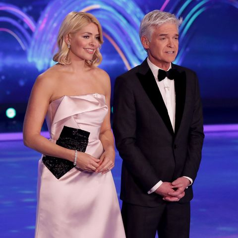 Holly Willoughby, Phillip Schofield, Dancing on Ice
