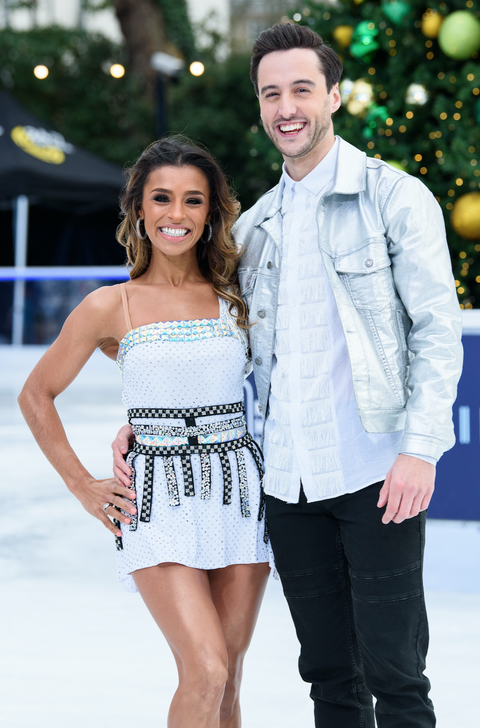 Dancing on Ice's Melody Thornton answers confusion over Pussycat ...