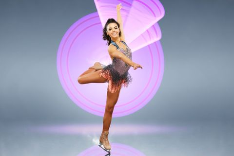 Dancing On Ice S Vanessa Bauer Opens Up About Her Mental Health In