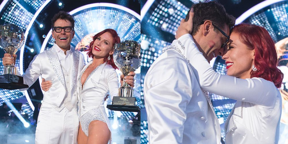 """'Dancing With the Stars' Alum Bobby Bones Has Feelings About Sharna Burgess's """"Shocking"""" Departure"""