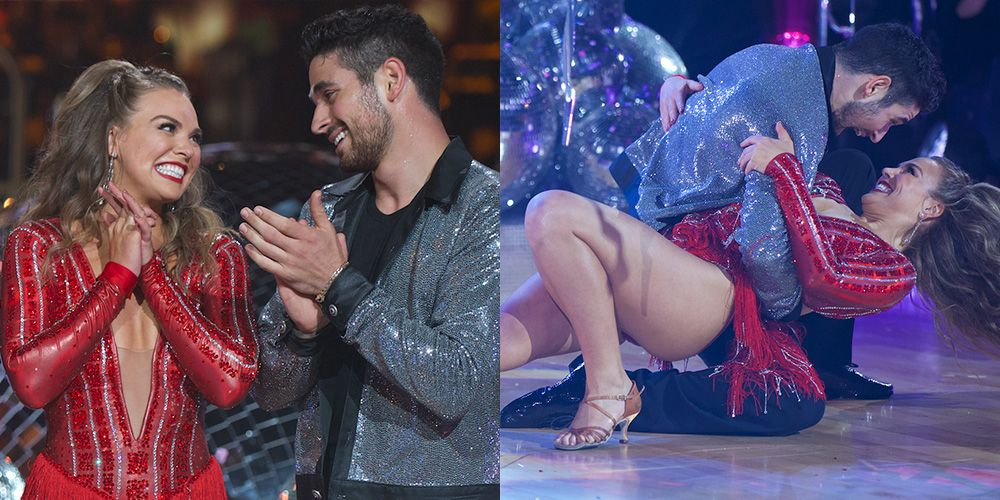 'Dancing With the Stars' Fans Are Convinced Hannah Brown and Alan Bersten Have a Romance Brewing