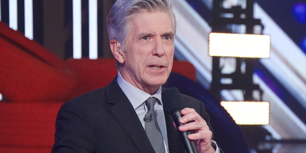 Tom Bergeron Tweeted an Epic Response to a Fan About Why He Left 'Dancing With the Stars' - GoodHousekeeping.com