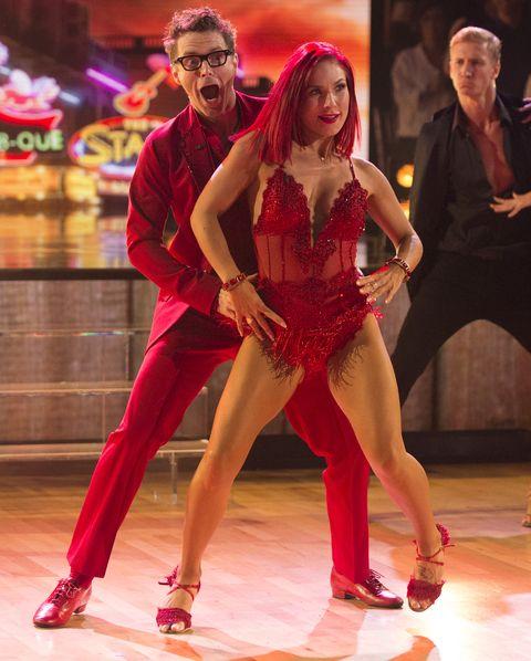 'Dancing With the Stars' Fans Say Bobby Bones Majorly 'Disrespected' Sharna Burgess Last Night