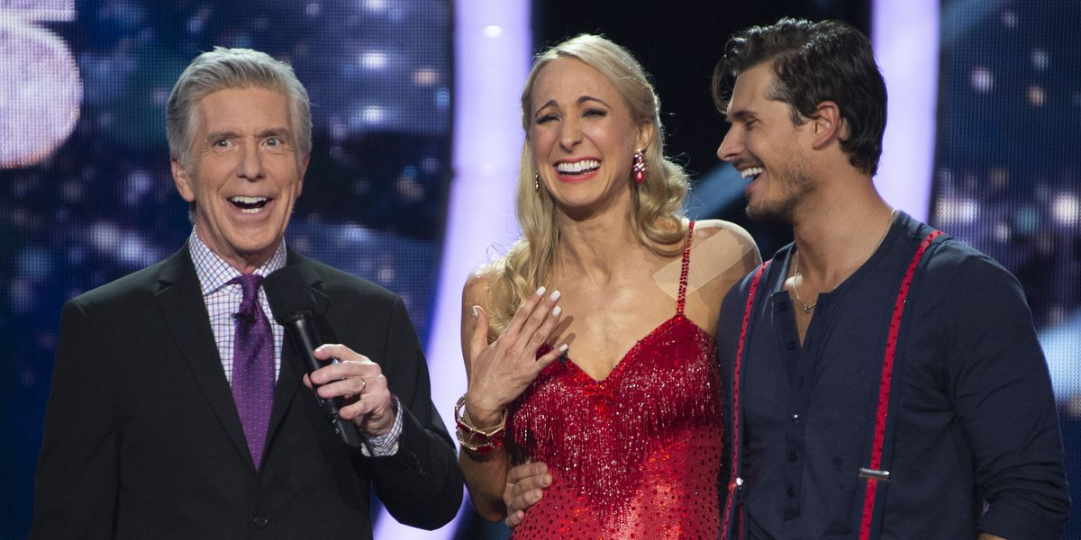 Dancing With The Stars Recap Nikki Glaser Cracked An