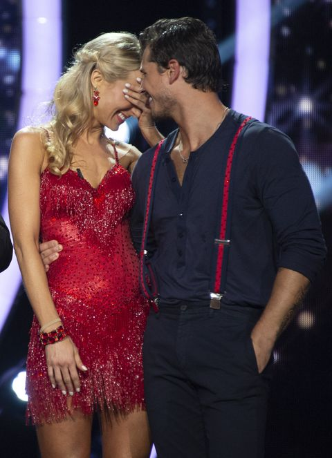 'Dancing With the Stars' Celeb Nikki Glaser Cracked an Inappropriate Joke Before Being Eliminated