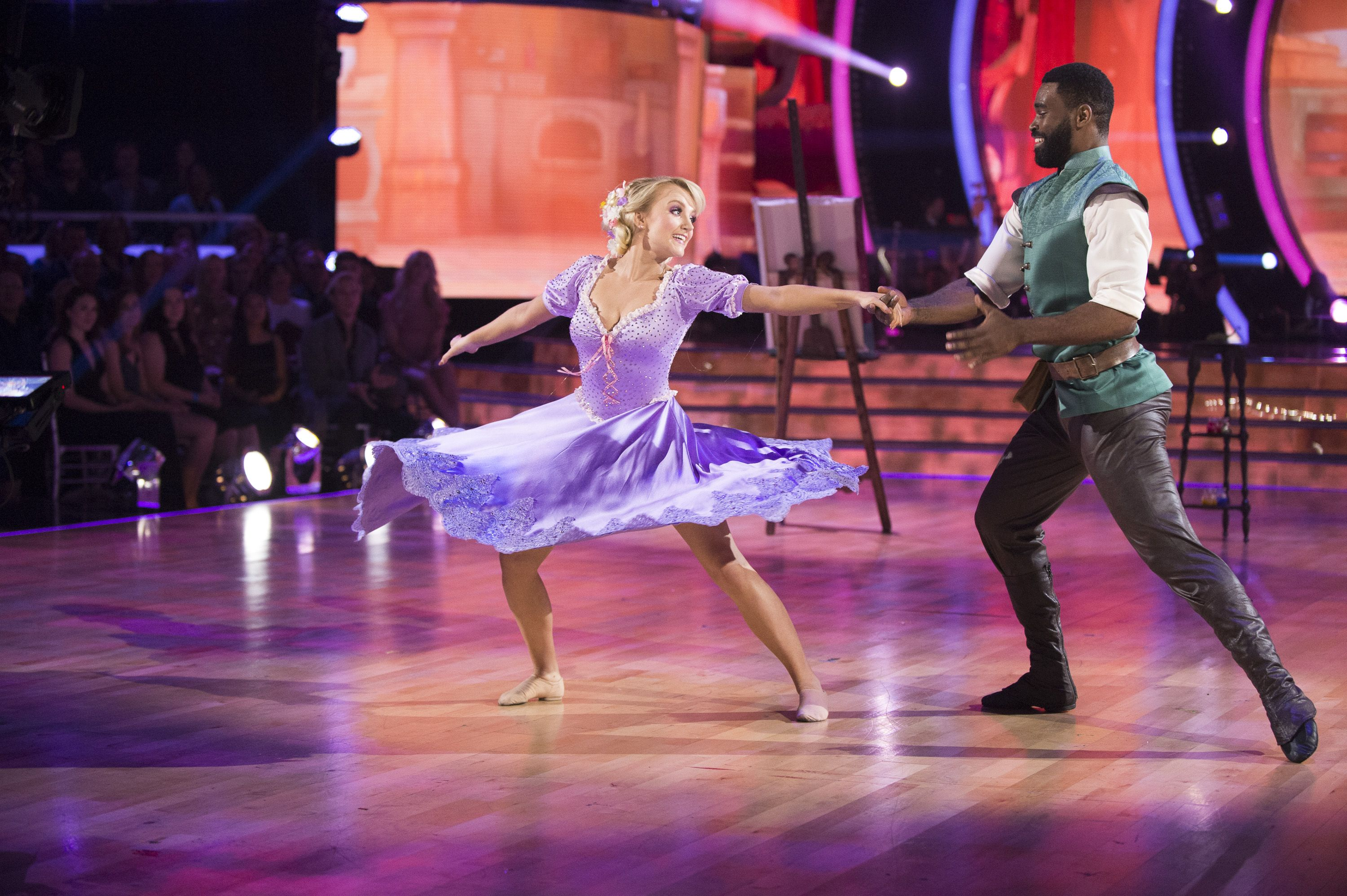 why no one went home on dancing with the stars disney night