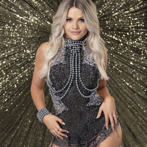 Witney Carson ABC's 'Dancing With the Stars' - Season 27 - Portraits