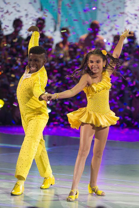 Dancing With the Stars Juniors Cast - Sneak Peek Photos