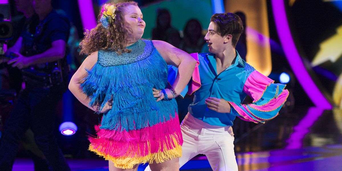 Get A Dancing With The Stars Juniors Sneak Peek With