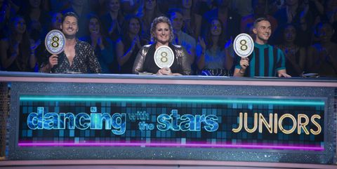 Who Are the 2018 'Dancing With the Stars Juniors' Judges?