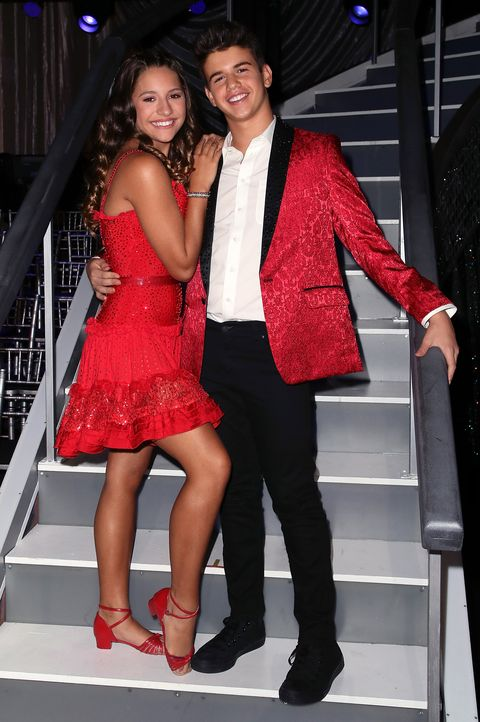 ce1d46bc33a Dancing With the Stars Juniors  Mackenzie Ziegler Says Ballroom Is ...