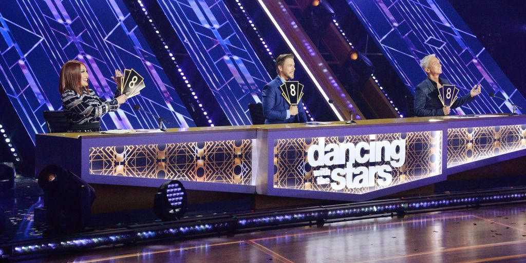 This Week's 'Dancing With the Stars' Relay Could Turn the Competition on Its Head