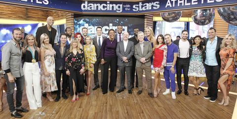 dancing with the stars season 26 cast