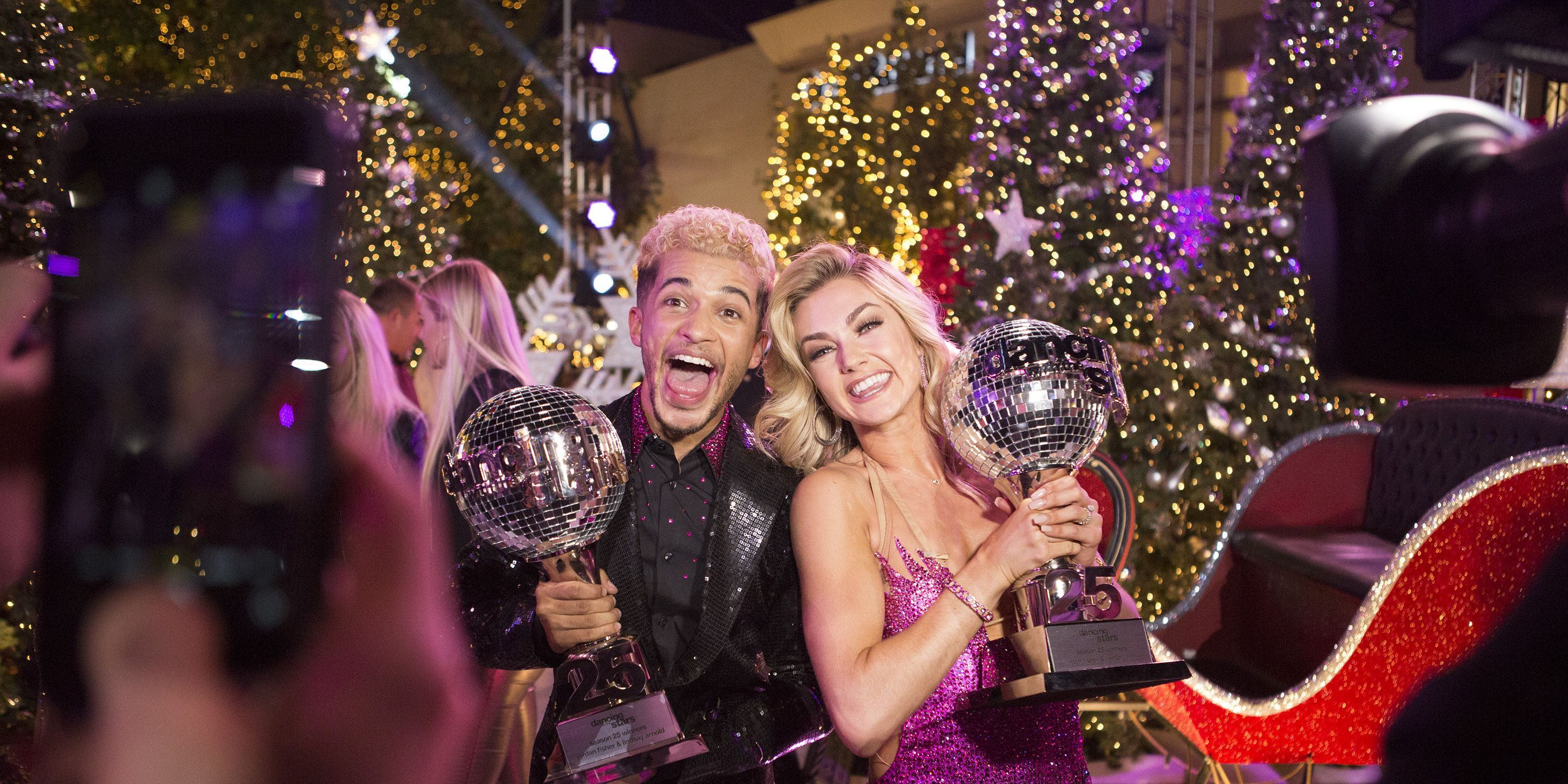 dancing with the stars secrets