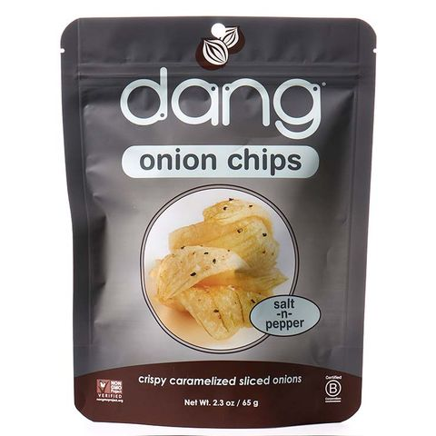 Dang Onion Chips, Salt-n-Pepper