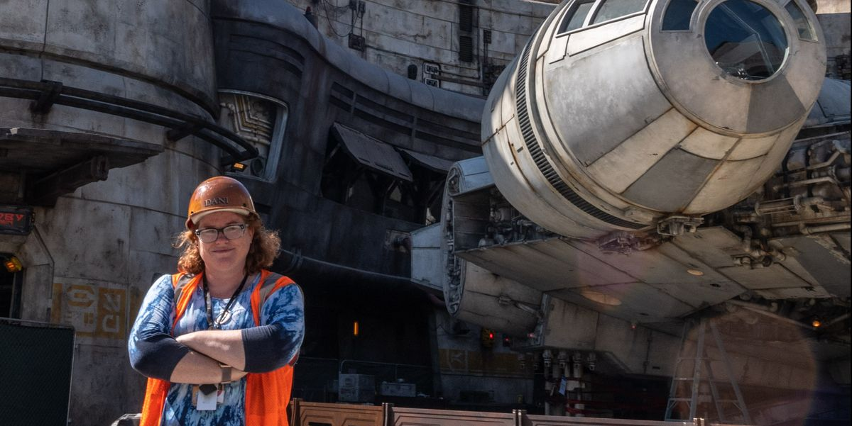 Meet The Women Who Defined Disney's New Park, Star Wars: Galaxy's Edge