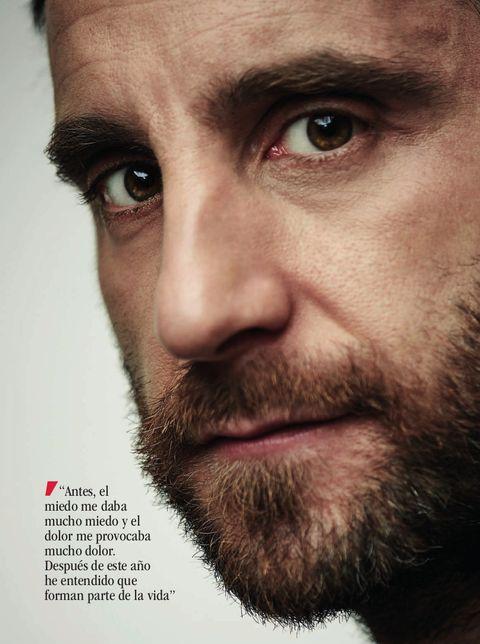 personaje del número de febrero de 2021 de la revista esquire
