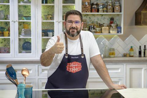 Dani García en 'Hacer de comer', el nuevo programa de La 1
