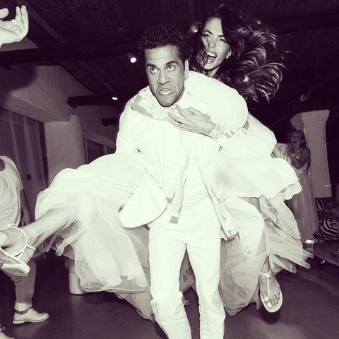White, Photograph, Fashion, Beauty, Fun, Monochrome, Black-and-white, Cool, Smile, Fashion design,