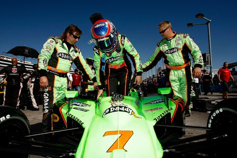 IZOD IndyCar World Championships at Las Vegas