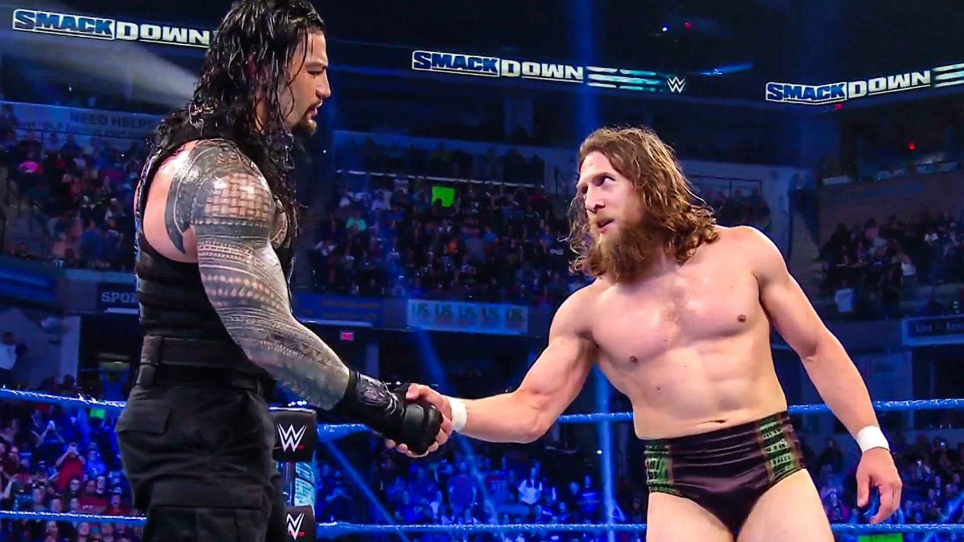 WWE SmackDown results: 4 things we learned as Roman Reigns and Daniel Bryan team up once more