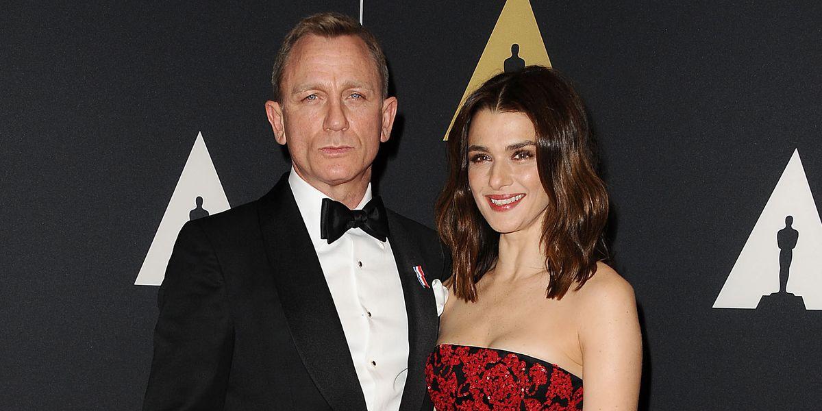 Rachel Weisz And Daniel Craig Just Welcomed Their First