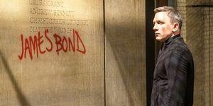James Bond Daniel Craig